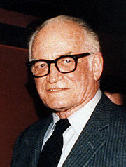 Portrait of Barry Goldwater (click to view image source)