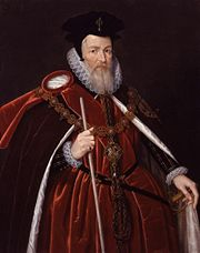 Portrait of William Cecil (click to view image source)