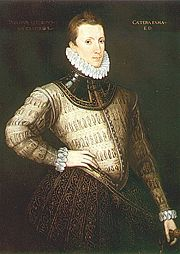 Portrait of Philip Sidney (click to view image source)