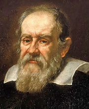 Portrait of Galilei Galileo (click to view image source)