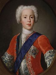 Portrait of Prince Charles Stuart (click to view image source)