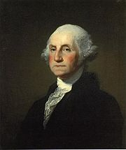 Portrait of George Washington (click to view image source)