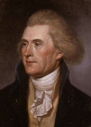 Portrait of Thomas Jefferson (click to view image source)