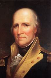 Portrait of George Rogers Clark (click to view image source)