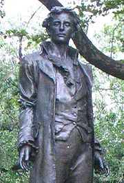 Portrait of Nathan Hale (click to view image source)