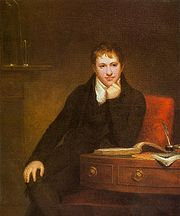 Portrait of Humphrey Davy (click to view image source)