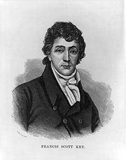 Portrait of Francis Scott Key (click to view image source)