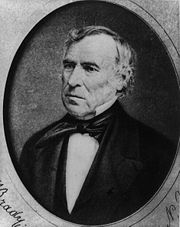 Portrait of Zachary Taylor (click to view image source)