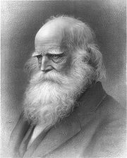 Portrait of William Cullen Bryant (click to view image source)