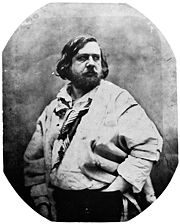 Portrait of Theophile Gautier (click to view image source)
