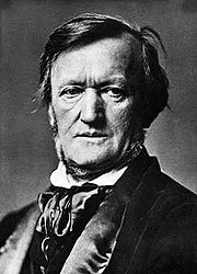Portrait of Richard Wagner (click to view image source)