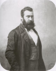 Portrait of Jean Francois Millet  (click to view image source)