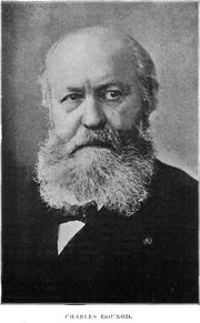 Portrait of Charles Gounod (click to view image source)