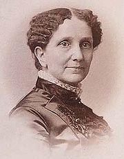 Portrait of Mary Baker Eddy (click to view image source)