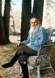 Portrait of Leo Tolstoy (click to view image source)