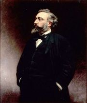 Portrait of Leon Gambetta (click to view image source)