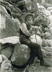 Portrait of John Muir (click to view image source)
