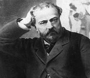 Portrait of Emmanuel Chabrier (click to view image source)