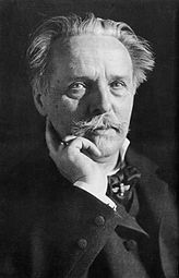 Portrait of Karl May (click to view image source)