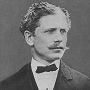 Portrait of Ambrose Bierce (click to view image source)