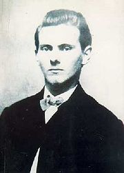 Portrait of Jesse James (click to view image source)