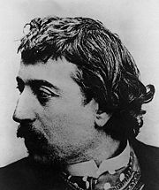 Portrait of Paul Gauguin (click to view image source)