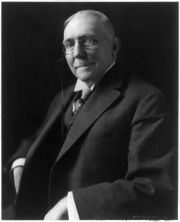 Portrait of James Whitcomb Riley (click to view image source)