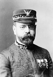 Portrait of John Philip Sousa (click to view image source)