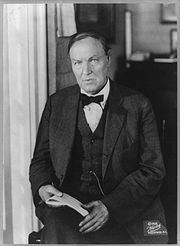 Portrait of Clarence Darrow (click to view image source)
