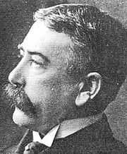 Portrait of Ferdinand de Saussure (click to view image source)