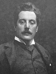 Portrait of Giacomo Puccini (click to view image source)