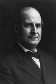 Portrait of William Jennings Bryan (click to view image source)