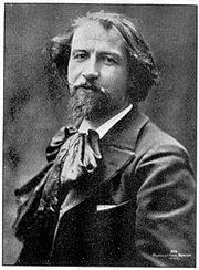 Portrait of Gustave Charpentier (click to view image source)
