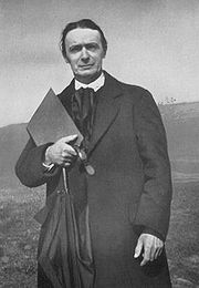 Portrait of Rudolf Steiner (click to view image source)