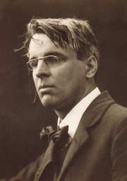 Portrait of William Butler Yeats (click to view image source)