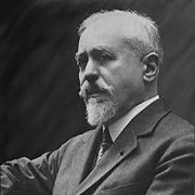Portrait of Paul Dukas (click to view image source)