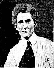 Portrait of Edith Cavell (click to view image source)