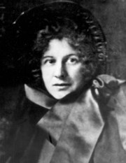 Portrait of Evangeline Booth (click to view image source)