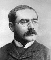 Portrait of Rudyard Kipling (click to view image source)