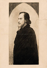 Portrait of Erik Satie (click to view image source)