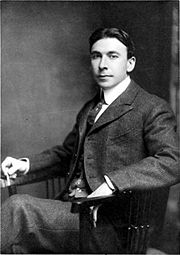 Portrait of Booth Tarkington (click to view image source)