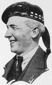 Portrait of Harry Lauder (click to view image source)