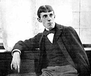Portrait of Aubrey Beardsley (click to view image source)