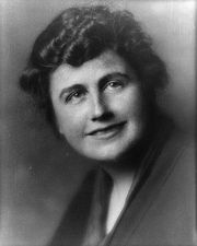 Portrait of Edith Galt Wilson (click to view image source)