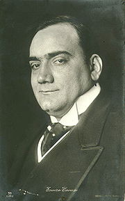 Portrait of Enrico Caruso (click to view image source)