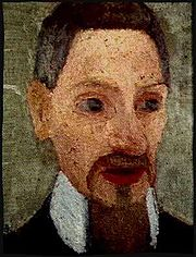 Portrait of Rainer Maria Rilke (click to view image source)