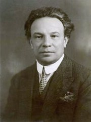 Portrait of Ottorino Respighi (click to view image source)
