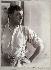 Portrait of Georges Braque  (click to view image source)