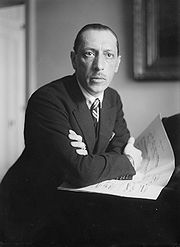 Portrait of Igor Stravinsky (click to view image source)