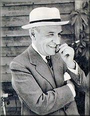 Portrait of Jose Ortega y Gasset (click to view image source)